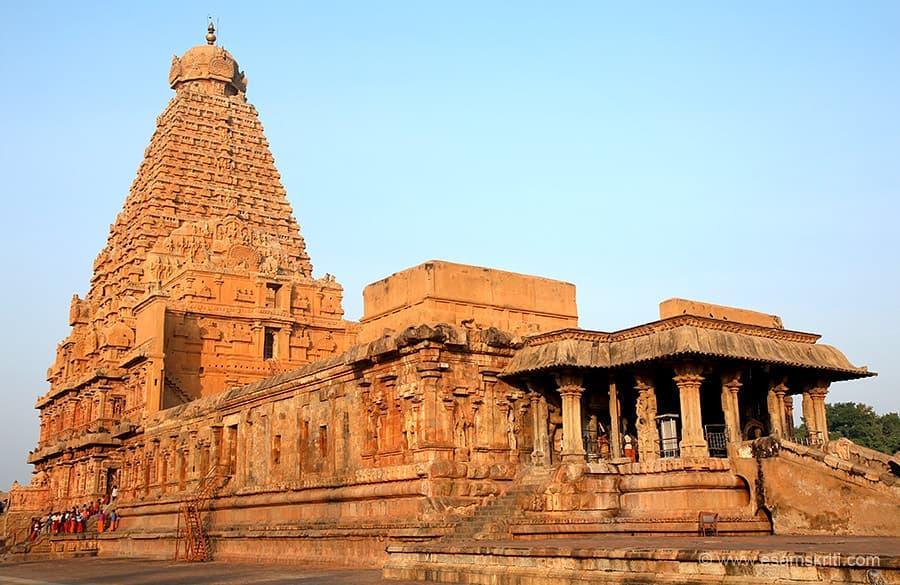 tanjor-temple
